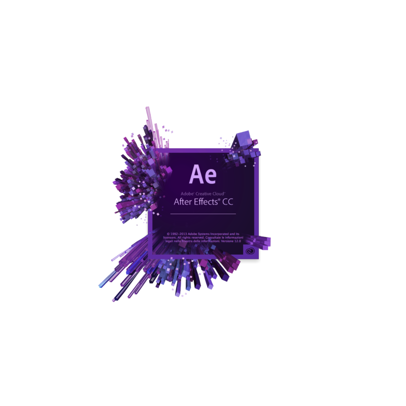 Adobe After Effects CC, licenta 1 an