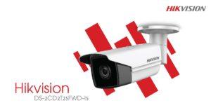 Camera supraveghere Hikvision DS-2CD2T25FWD-I5