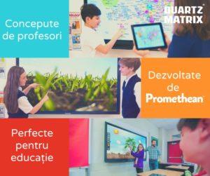 Promethean pentru educație digitală